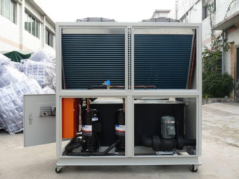 气冷式冰水机价格,气冷式冷水机厂家,高效制冷,品质卓越