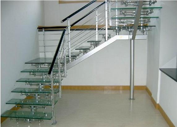 其他金属加工 供应不锈钢楼梯扶手12