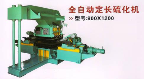 全自动定长硫化机型号:800X1200