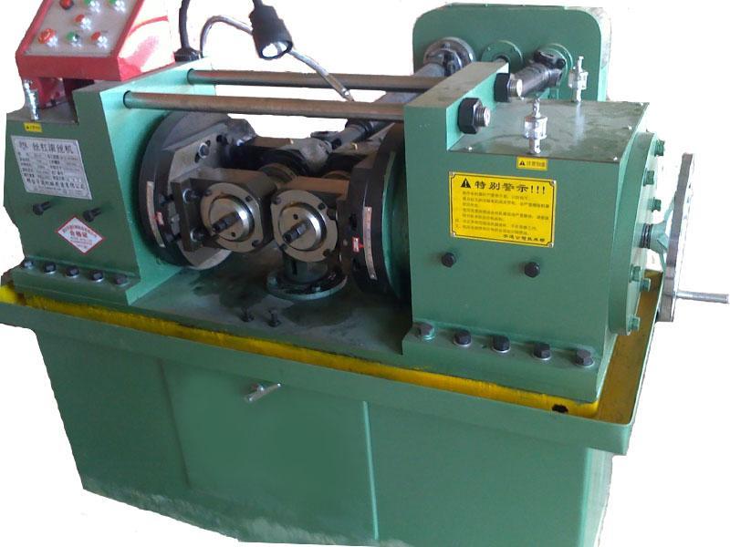 螺纹加工机床-供应丝杠机,丝杠机,无液压滚丝机,-中华图片