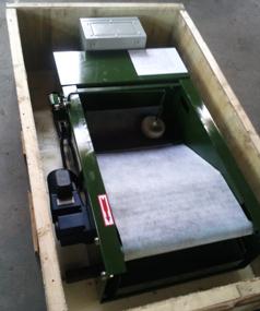 机床冷却液过滤用小型纸带过滤机