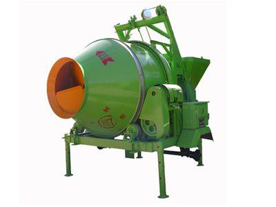 混凝土滚筒搅拌机jzc-350