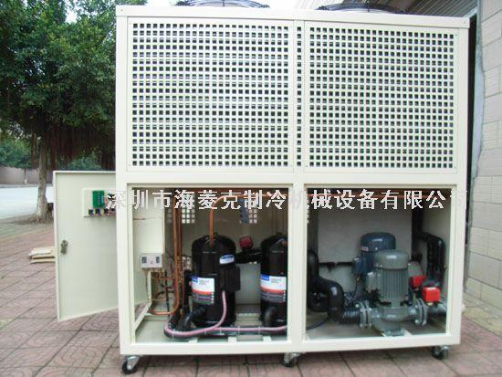 工业冷水机组,风冷式冷水机组