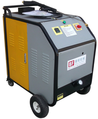 高压蒸汽清洗机图片_工业用清洗机-供应GMF系列高压蒸汽清洗机-垂直机械网