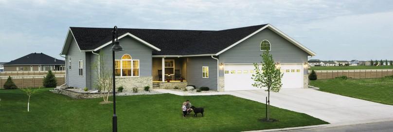 16米两层轻型钢结构房屋设计图展示图片