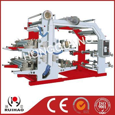 YT-型系列四色柔性凸版印刷机,凸版印刷机厂家