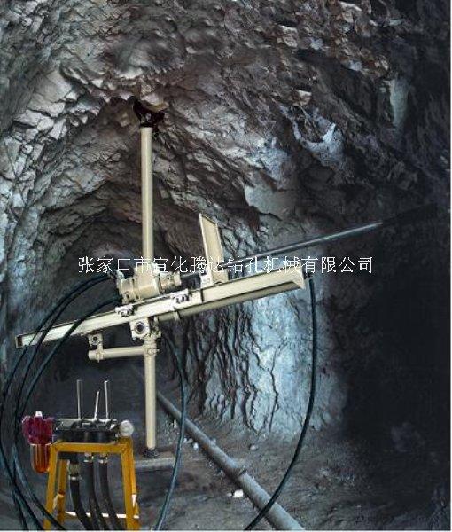 中深孔潜孔钻机改装粗气缸潜孔钻机