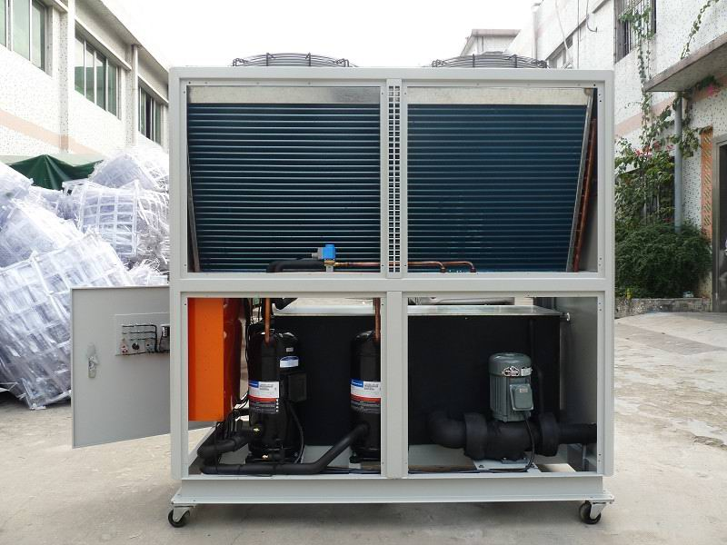 10匹冷水机多少钱?深圳海菱克冷水机最优惠