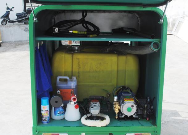 移动洗车机/移动洗车主推设备
