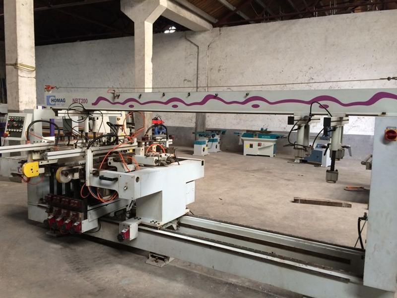那里有卖二手家具机器凯利阳江市家具厂图片