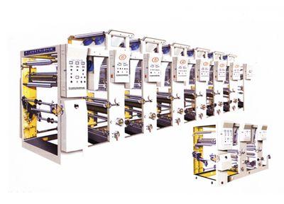 ASY-A600型系列凹版印刷机