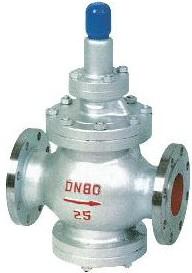 Y43H-16C先导活塞式蒸汽减压阀