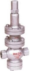 Y13H-16C内螺纹活塞式蒸汽减压阀
