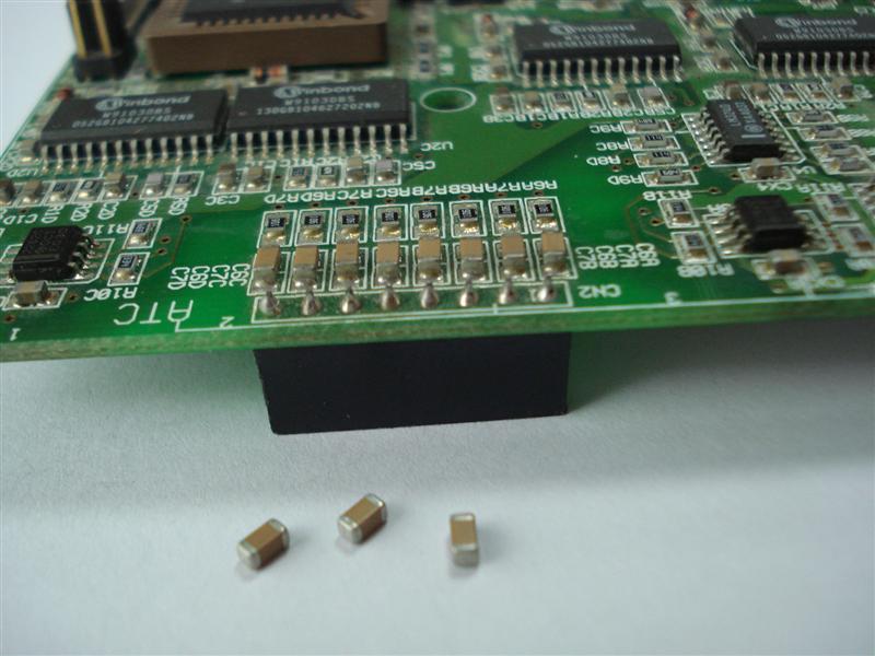 led灯丝灯阻容降压专用2220-450v-105k/1uf 贴片高压电容