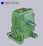 厂家直销 WPA70型 蜗轮蜗杆减速机变速减速箱减速器 质保一年