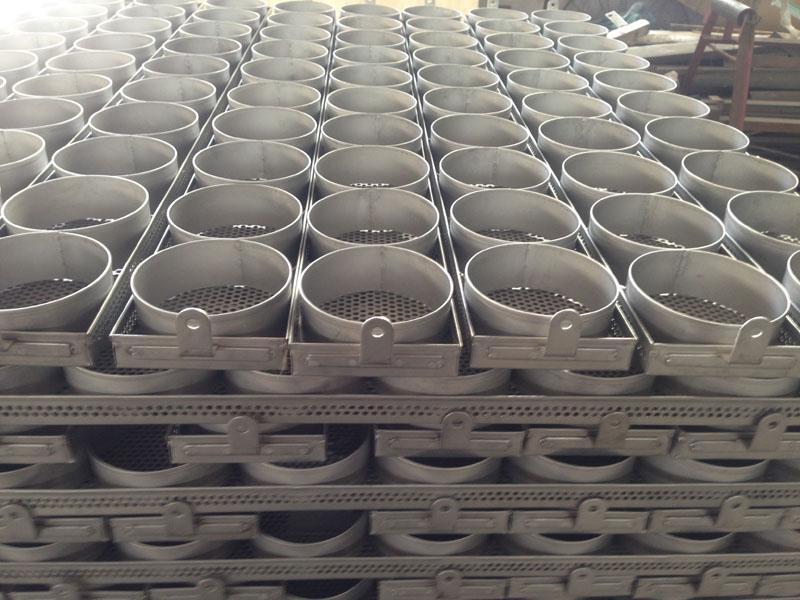 米面机械-供应方便面油炸盒