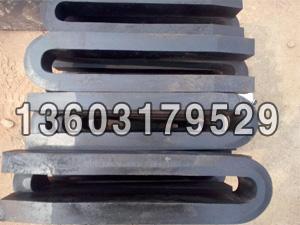 厂家生产U型压板根据国家标准制作U型压板