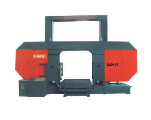 G42120立柱卧式带锯床价格|G42120立柱卧式带锯床厂家