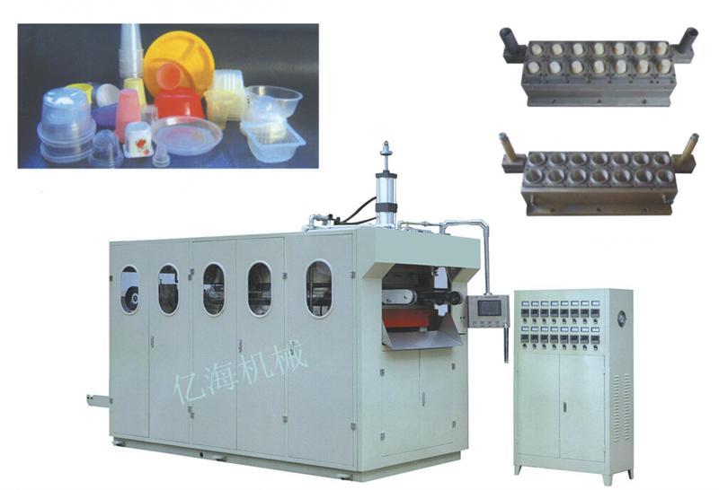气压(液压)热成型机图片