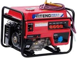 便携式发电电焊一体机