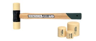 日本VESSEL威威橡胶锤70系列