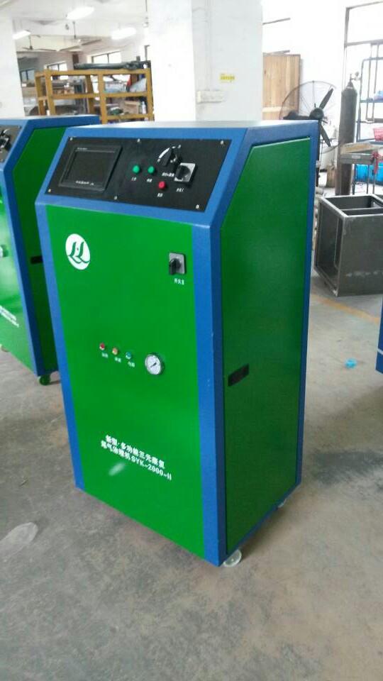 汽车环保 设备 三元催化清洗 还原机 湖南省世源 高清图片