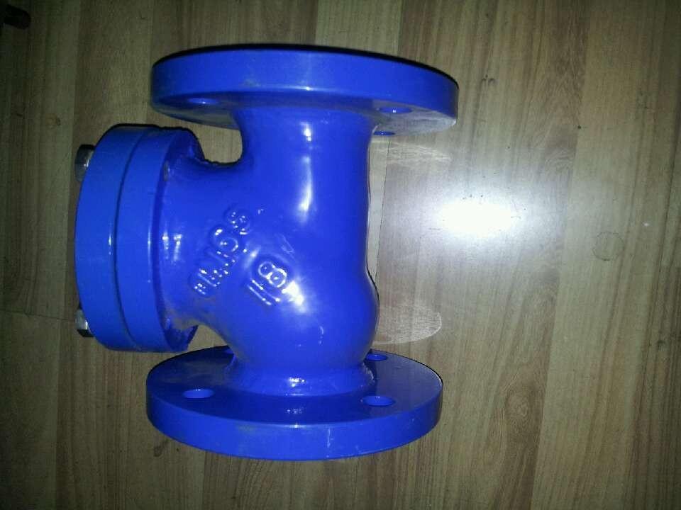 污水处理成套设备-供应滑道滚球型止回阀-中华机械网图片