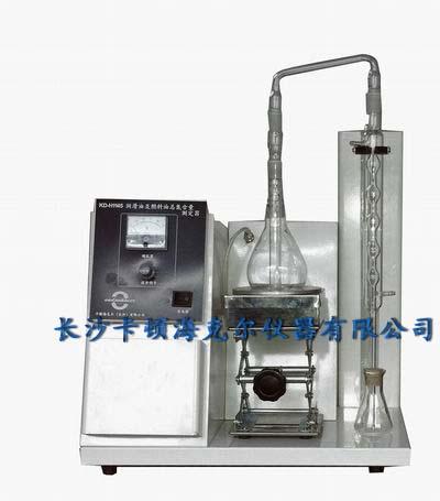 润滑油及燃料油中总氮含量测定器 产品型号:KD-H1145