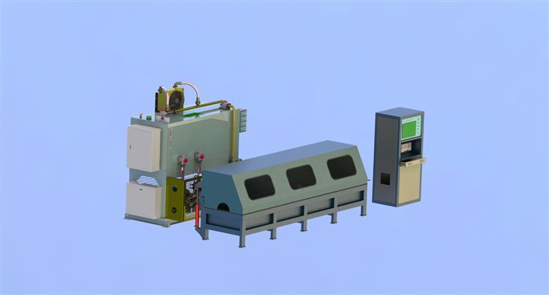 液压油缸试验台 ycs06-yg图片