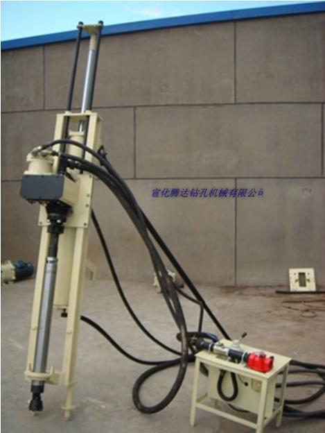 销量的钻机100B潜孔钻机