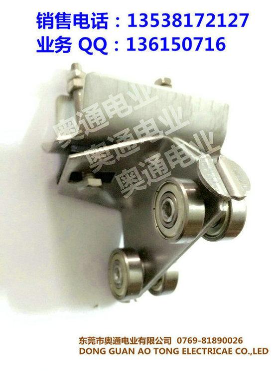 电镀设备滑轮,扁线滑轮,排线车仔