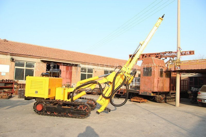 湖北宜昌CM351潜孔钻机液压钻机