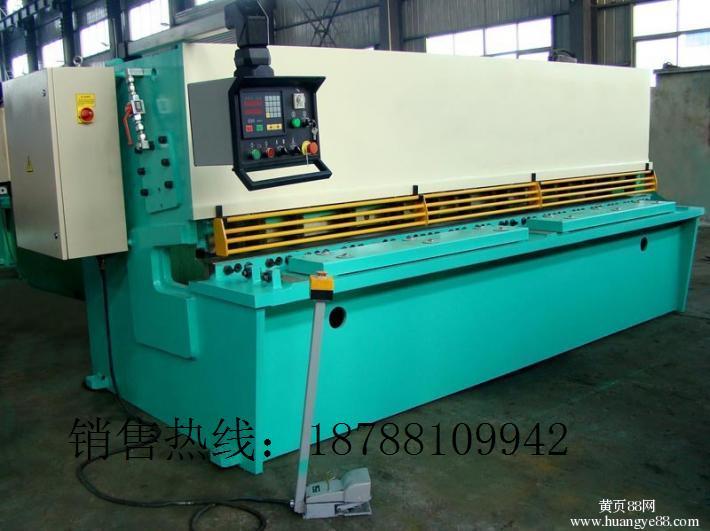 云南昆明卖剪板机、折弯机的厂家
