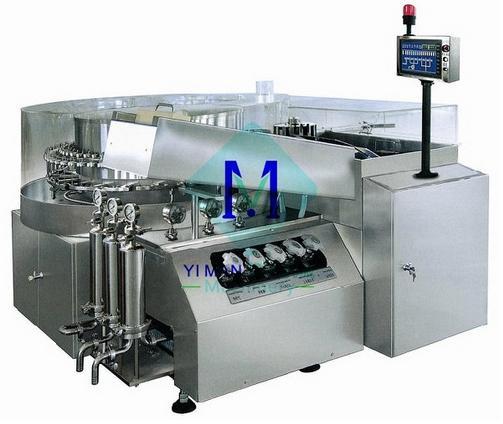 立式超声波洗瓶机 YMXPV型