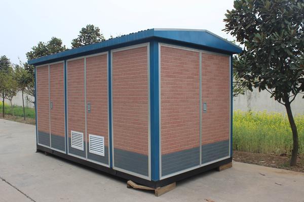 河南箱式变压器厂生产销售景观式箱变和欧式箱变