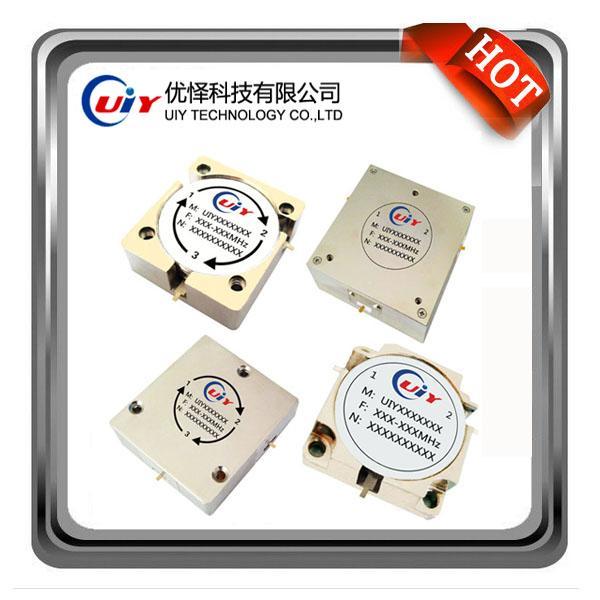 嵌入式(带线)环行器 频率范围13MHz至20GHz