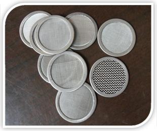 滤片 铁丝网滤片 筛网滤片 不锈钢滤片