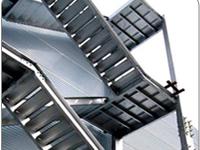 北京钢结构公司专业焊接钢结构楼梯钢结构平台