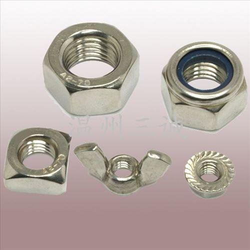 不锈钢螺母-温州市三诚不锈钢标准件有限公司