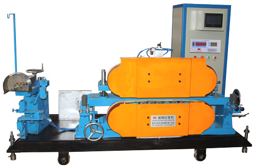 WYA全伺服拉管机-重庆外延玻璃机械厂