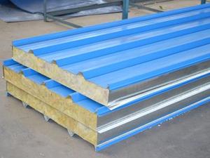 北京福鑫腾达钢构公司生产销售岩棉彩钢板