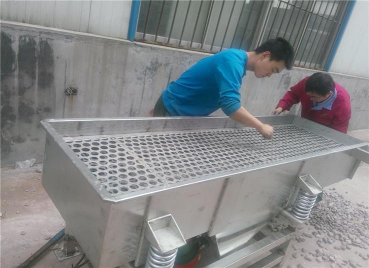 振动沥水机专业生产厂家 振动筛批发价  振动沥水机厂家直销