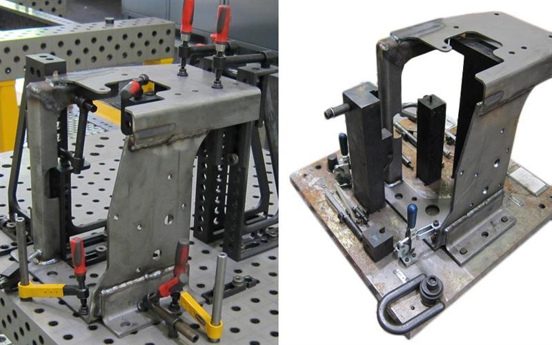工装夹具-供应汽车排气管焊接-中华机械网