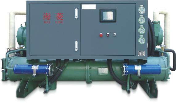 水冷螺杆式冷却机组
