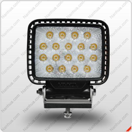 led工作灯南华lw221系列 led工作灯专利认证