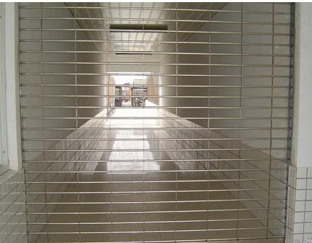 其他门窗五金-供应不锈钢通花卷帘门-中华机械网