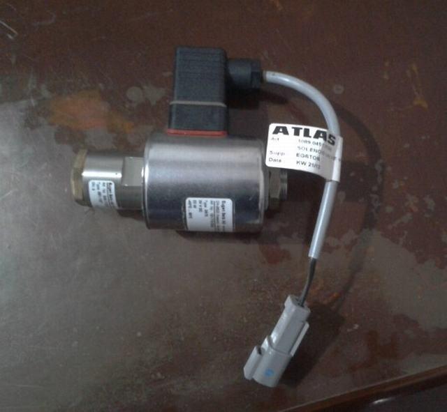 阿特拉斯移动式空压机电磁阀