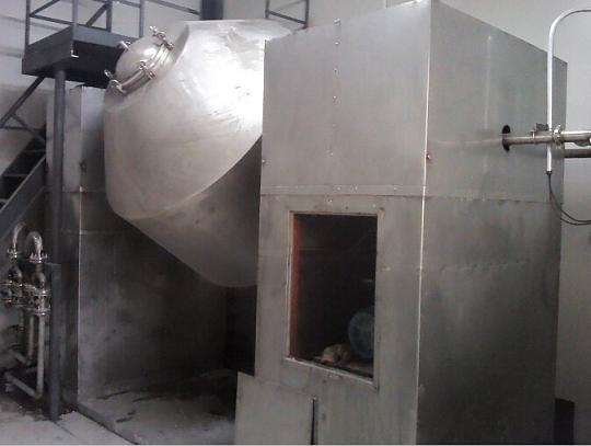 永欣双锥真空干燥机出厂价格