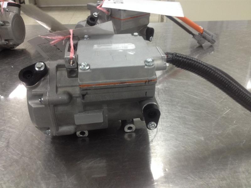 压缩机-供应电动汽车空调压缩机-中华机械网