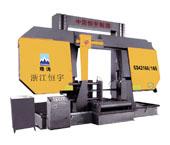 GD42160龙门式半自动金属带锯床